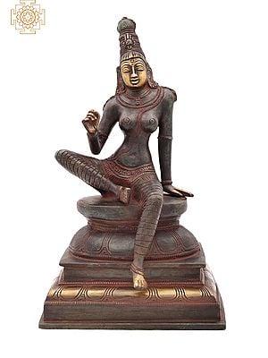 Parvati in Lalita Roop: Beauteous Aspect