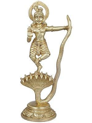 Kaliya Vijaya Lila of Shri Krishna