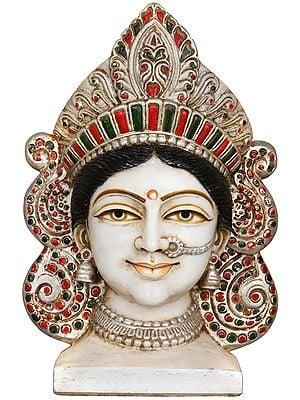 The Chhavi Of Mother Durga