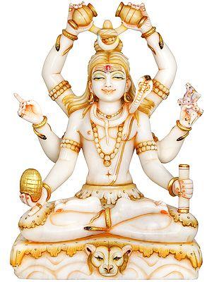 Mahamrityunjaya Shiva