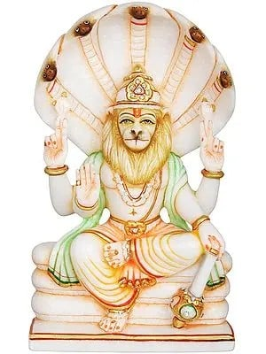 Narasimha - The Fourth Incarnation of Lord Vishnu