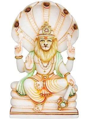 Narasimha - The Fourth Incarnation of Lord Vishnu