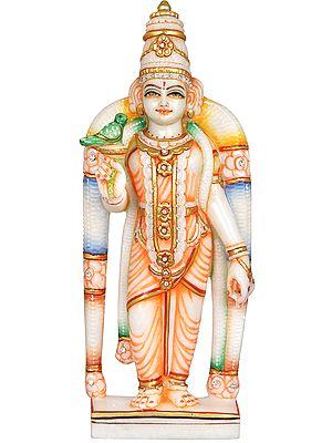 The Sublime Devi Meenakshi