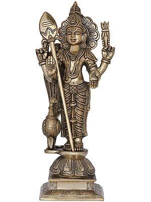 Superfine Kumara Karttikeya (Murugan Swami)