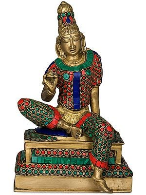 Seated Parvati