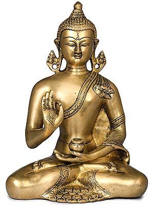 Lord Buddha in Vitark Buddha - Tibetan Buddhist