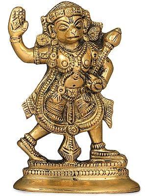Ashirwad Veer Hanuman (Small Size)