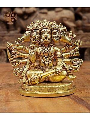 Small Panchamukhi Hanuman