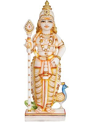 Kartikeya - The Warrior God (Murugan Swami)
