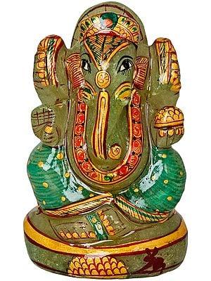 Small Good Luck Ganesha