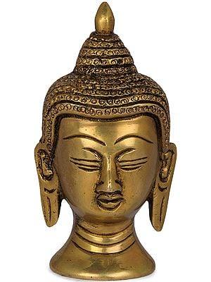 Small Buddha Head - Tibetan Buddhist