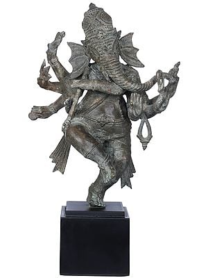 The Dancing Prince Of Paraloka, Lord Ganesha