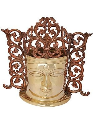 Superfine Goddess Parvati Head