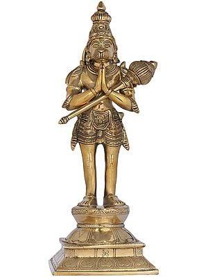 Namaste Hanuman