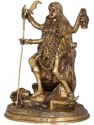 Victory To Mother Kali