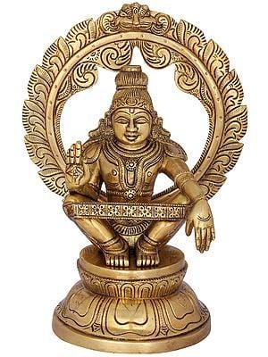 Ayyappan - A Saint Revered as Incarnation of Dharma