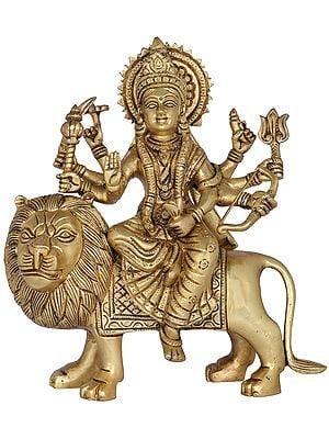 Ashtabhuja-Dhari Goddess Durga