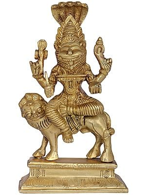 Goddess Pratyangira