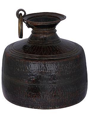 Old Rustic Pot