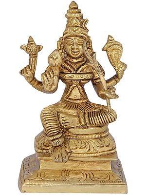 Goddess Rajarajeshwari - Small Size