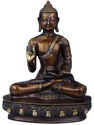 Tibetan Buddhist Preaching Buddha
