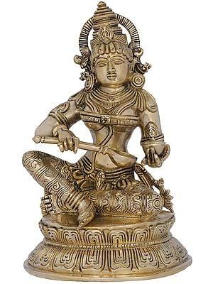 Goddess Annapoorna