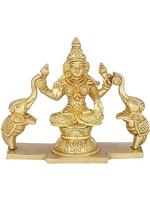 Auspicious Gajalakshmi