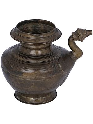 Traditional Brass Kettle
