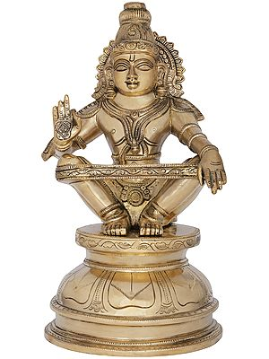 Lord Ayyappan - Fine Quality