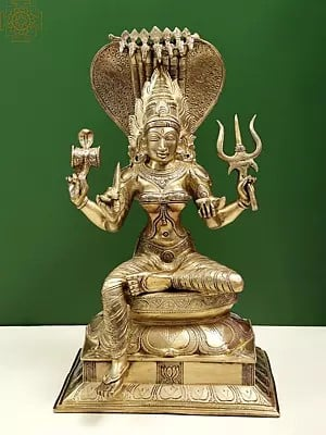 Goddess Mariamman (South Indian Durga)