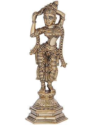 The Dancing Apsara (Inspired by Khajuraho) Fine Quality