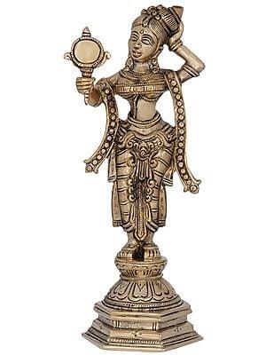 Shringar-Rata Nayika (Inspired by Khajuraho) Fine Quality