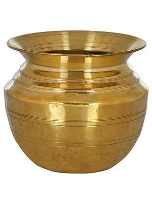Small Puja Kalasha (Ritual Pot)