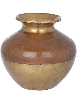 Ganga Jamuna Authentic Lota (Pot)