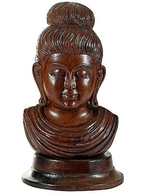 Fine Buddha Head- A Symbol of Goodluck