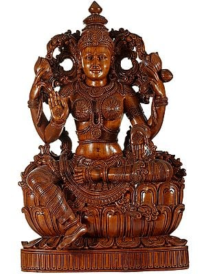 The Magnificence Of Devi Lakshmi