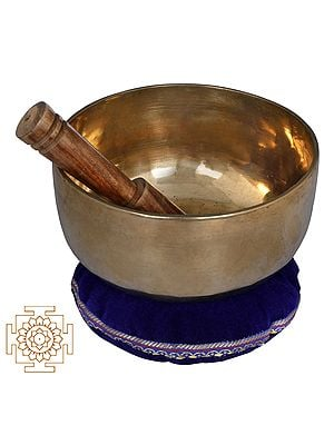 Singing Bowl for Meditational Purposes - Tibetan Buddhist