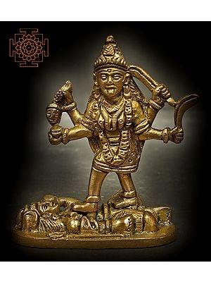 Small Goddess Kali