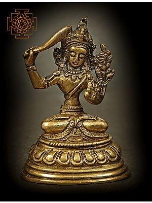 Tibetan Buddhist - Manjushri