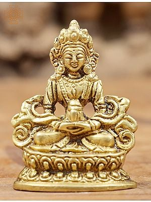 Tibetan Buddhist Deity Amitabha Buddha (small Size)