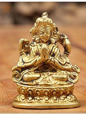 Tibetan Buddhist Chenrezig (Small Size)