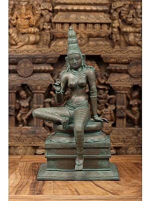 The Incomparable Devi Uma (Goddess Parvati)