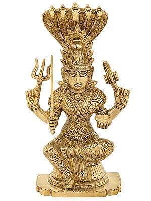 Goddess Mariamman (Durga of South India)