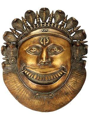 Super Fine Bhairava Mask