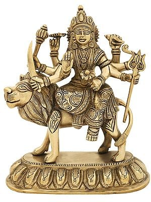 Goddess Durga (Sherawali Maa)
