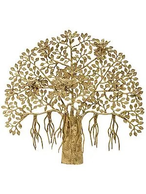 """18"""" The Bodhi Tree Wall Hanging 