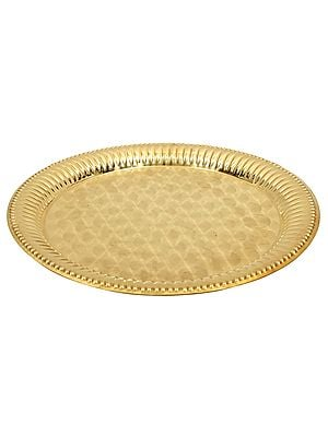 Fine Quality Brass Plate