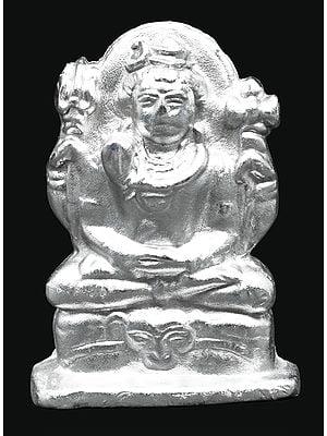 Mahadeva Lord Shiva Made of Mercury