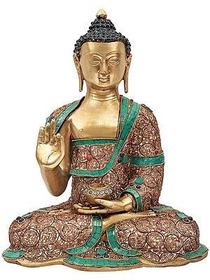 Inlayed Blessing Buddha