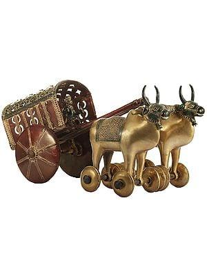 Ornamental Bullock Cart